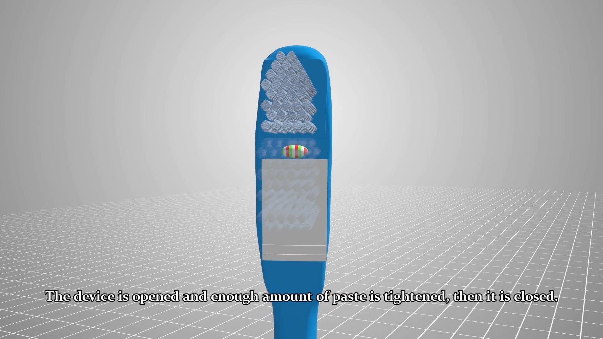 Kendinden Macunlu Diş Fırçası 3D Animasyon Filmi 3 1920x1080 - Kendinden Macunlu Diş Fırçası 3D Animasyon Filmi