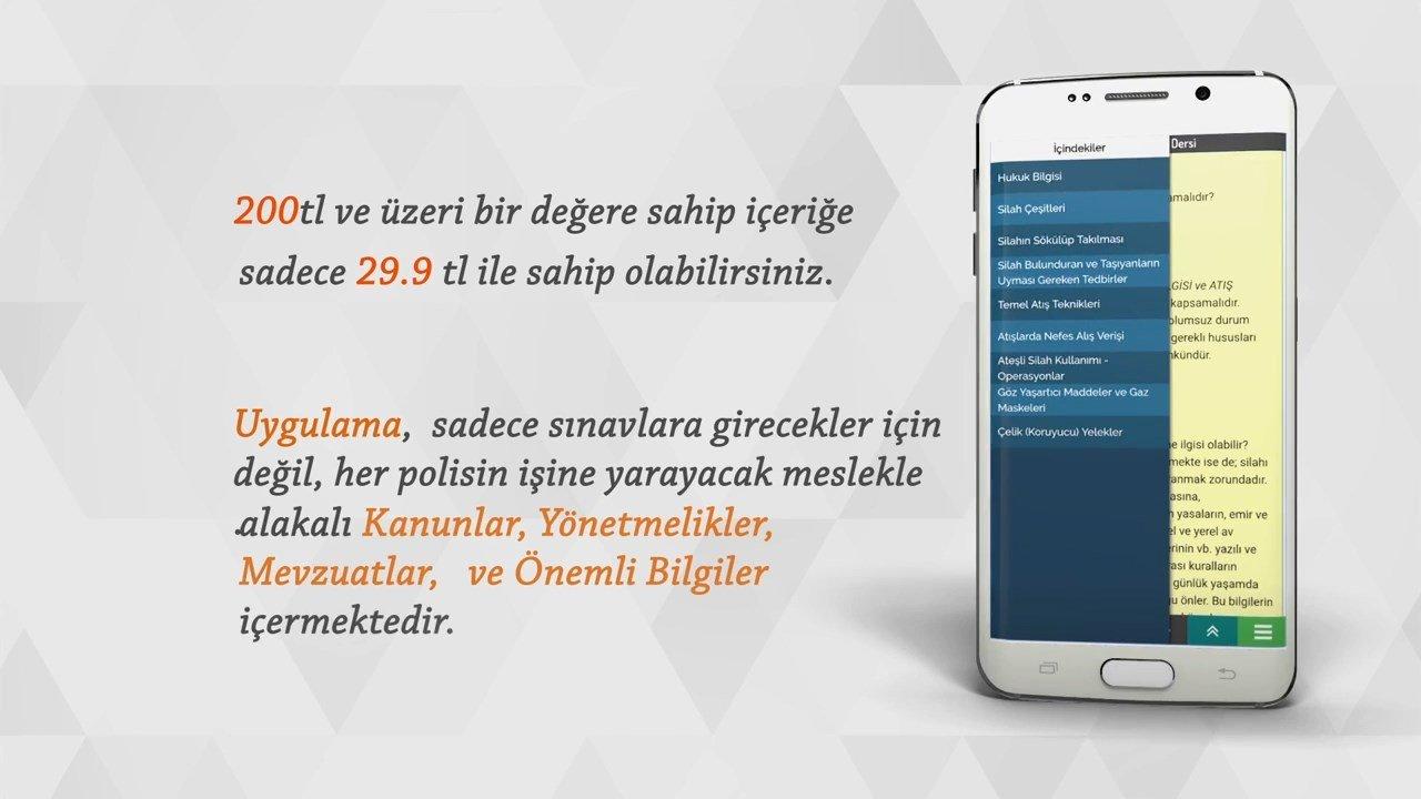 Komiser Yardımcılığı ve Misyon Koruma Sınavları 5 1280x720 - KOMİSYON Mobil Uygulama Tanıtımı