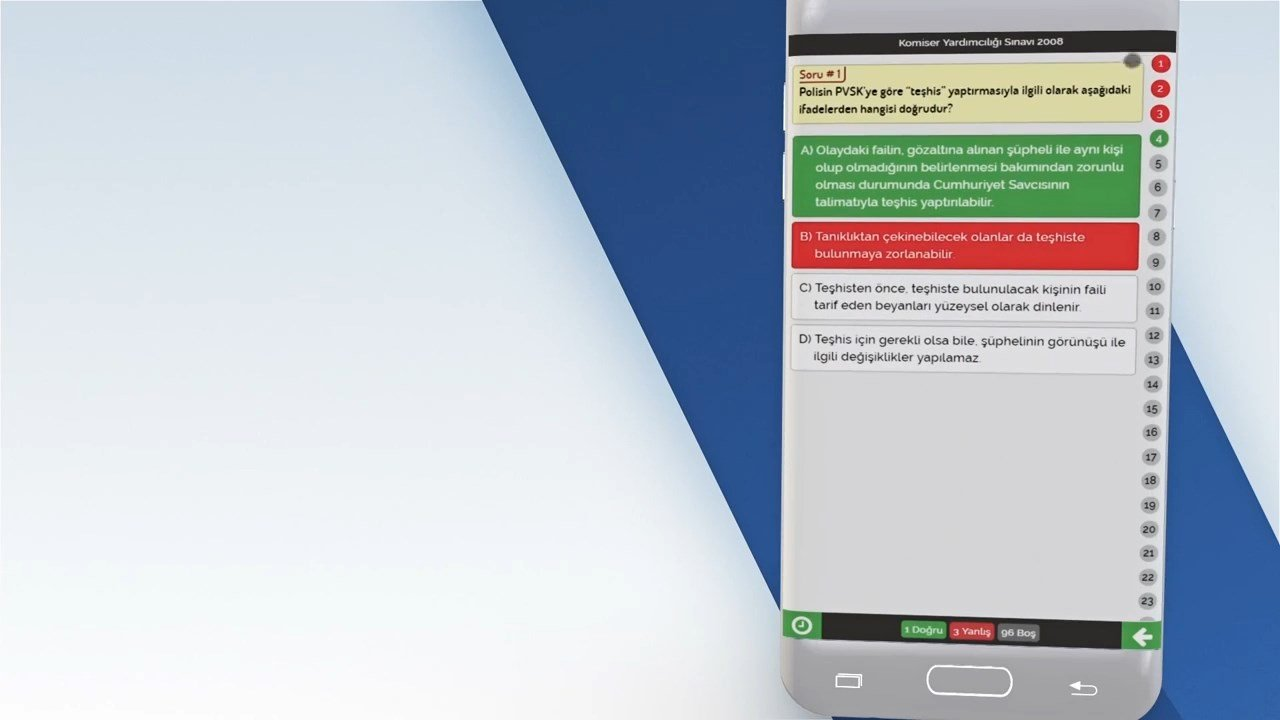 Komiser Yardımcılığı ve Misyon Koruma Sınavları 9 1280x720 - KOMİSYON Mobil Uygulama Tanıtımı