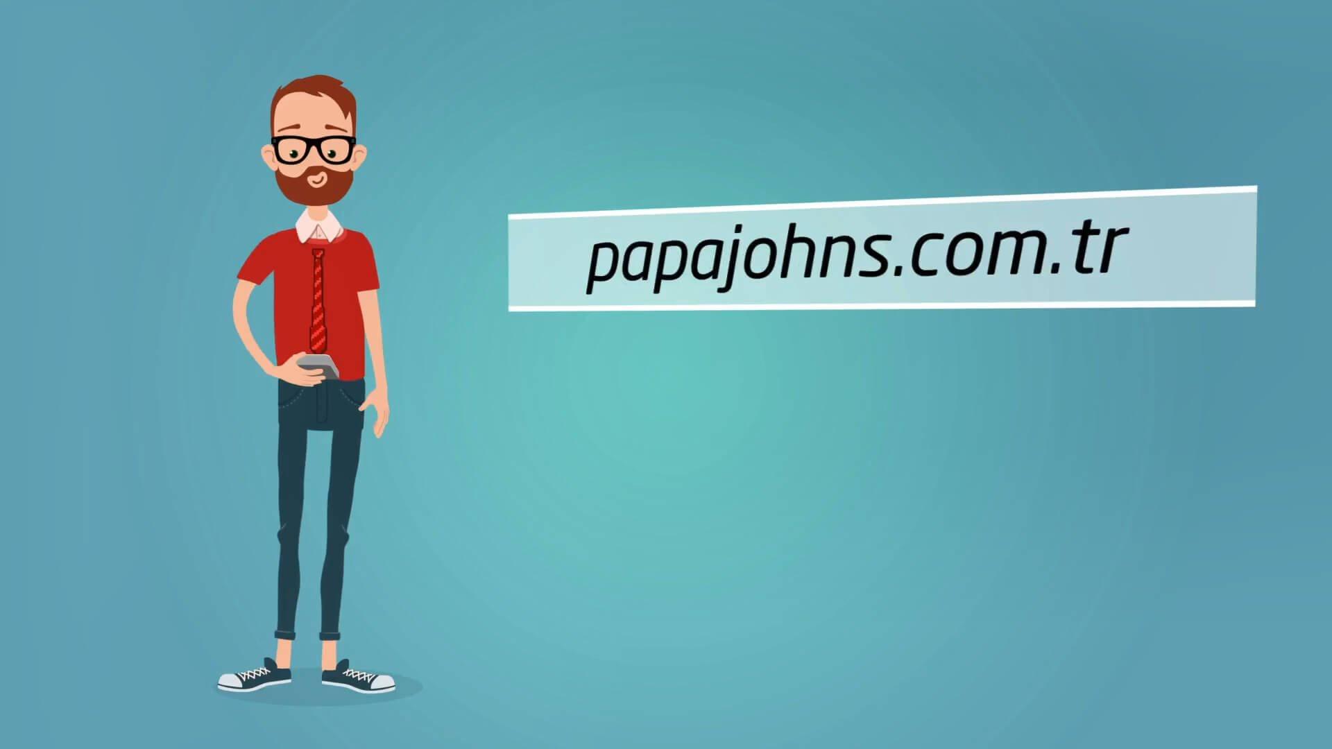 Papa Johns1 1920x1080 - Papa Johns Animasyon Filmi
