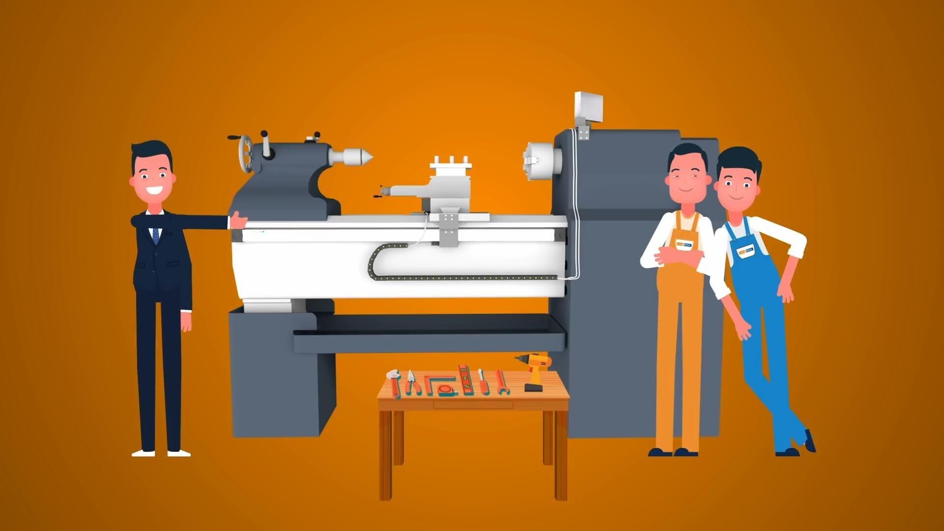 Emos Marketing 2D3D Hibrit Torna Tezgahı Filmi 14 1920x1080 - Emos Marketing 2D+3D Hibrit Torna Tezgahı Tanıtım Filmi