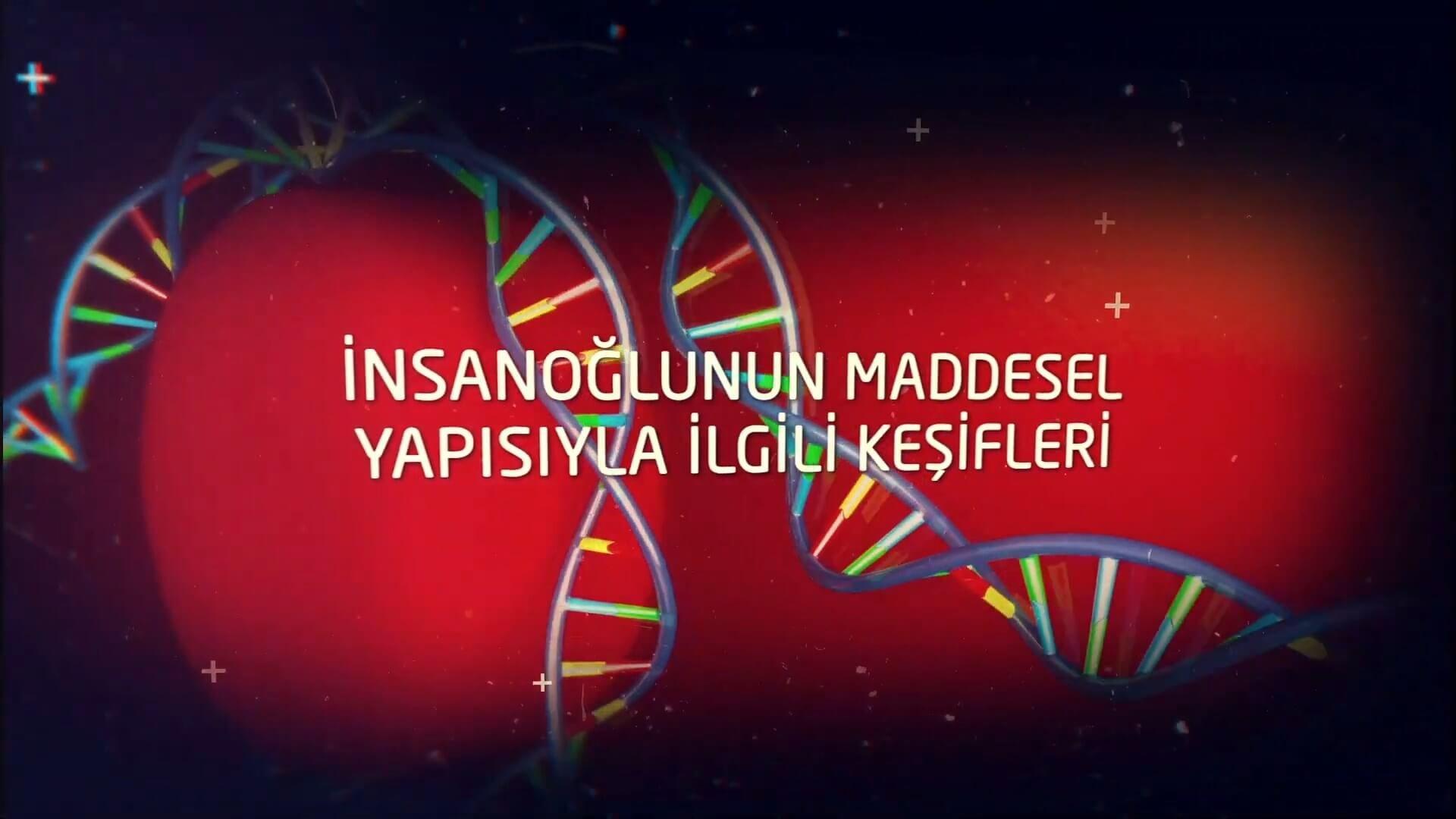 Proteindeki Yazılım İnsanoğlunun Maddesel Yapısı Belgesel Animasyon Film 2 1920x1080 - Proteindeki Yazılım, İnsanoğlunun Maddesel Yapısıyla İlgili Keşifleri